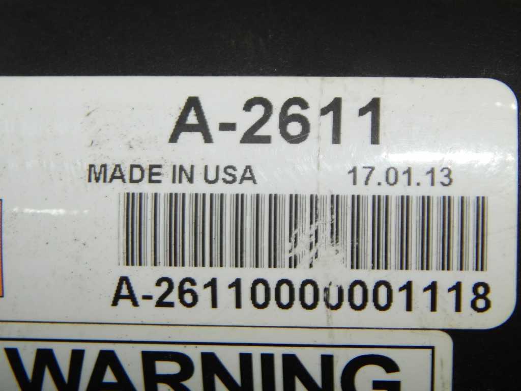 Пневмостойка   A-26110000001118 (2C-93/144-363)